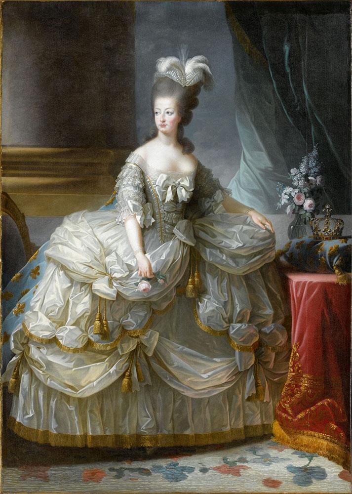 Marie Antoinette, Élisabeth Vigée Le Brun en 1778