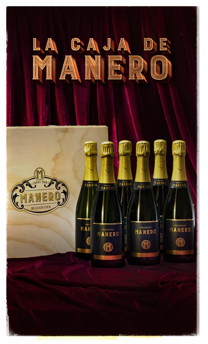 La Caja MANERO 5 champagne